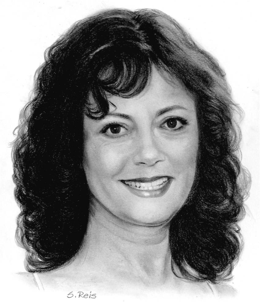 Susan Sarandon by SilviaReis